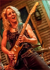 Laurie Morvan at Beale On Broadway