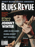 Blues Revue CD review