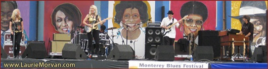LMB at Monterey Bay Blues Fest